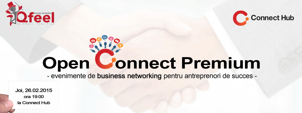 OPEN CONNECT PREMIUM NETWORKING